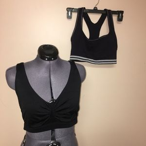 Other - Pair of Plus Size Sports Bras size 42